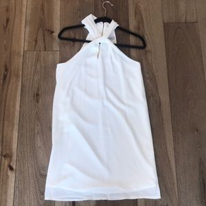 Never Worn! Small White Cocktail Dress
